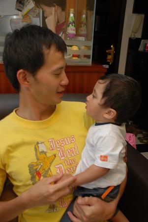 七小福來訪(2010年6月16日)