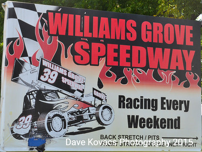 WoO Williams Grove Speedway - Summer Nationals Night #2