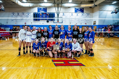District 10A District and Tournament Awards