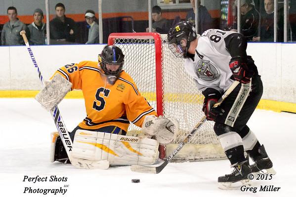 Ice Hockey ----- ( 2014 - 2015 )