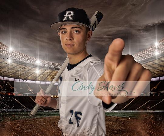 Brandon Holland - Baseball