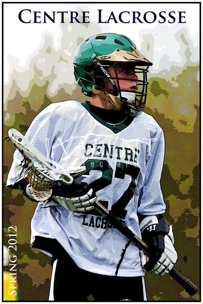 Lacrosse - Centre Warriors