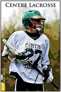 2012 Centre Lacrosse
