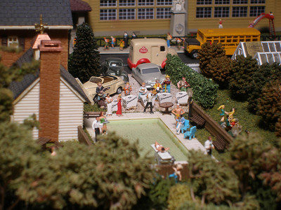 Ric Keller's Boston & Maine, New Hampshire Division (N Scale)