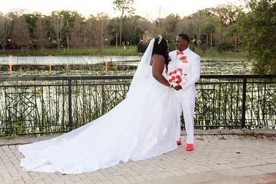Shakerra & Marc's Wedding