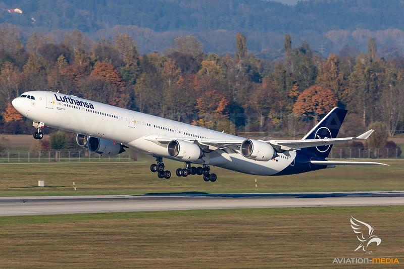 Lufthansa / A346 / D-AIHH