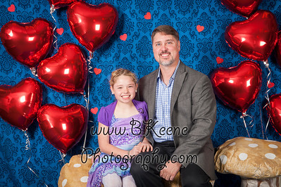 Photo Booth Father Daughter Dance 2014