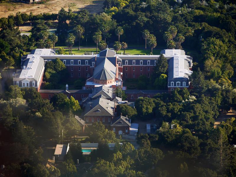 Headquarters of the Catholic Television Network, Atherton, CA.