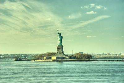Staten Island Ferry - Views