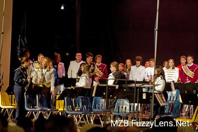 Lehigh County Honor Band 3.6.2010