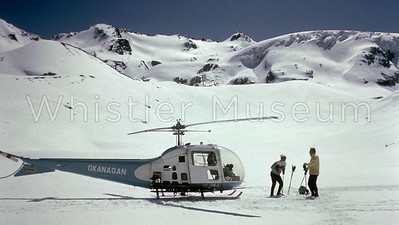 Pacific Ski Air, 1968-1973