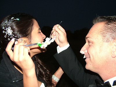Keith and Camilla Wedding 2010