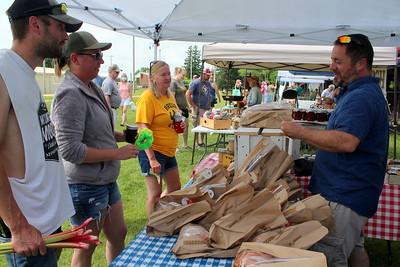 Ridgeway Farmers Market 7-20