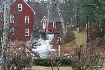 Millstream Flood 2010-03-15