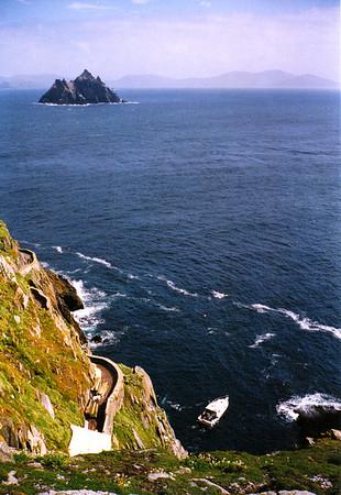 Great Skellig Island, County Kerry, Ireland