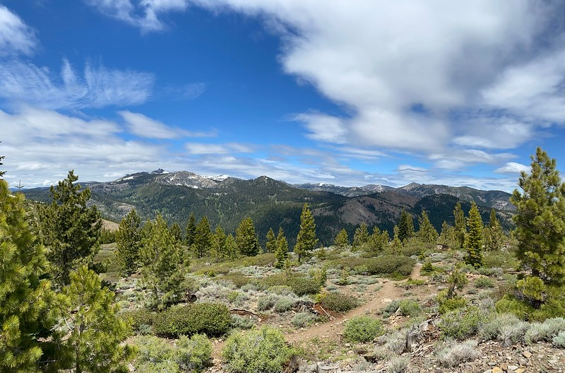Mountain View Tahoe National Forest, Truckee, United States