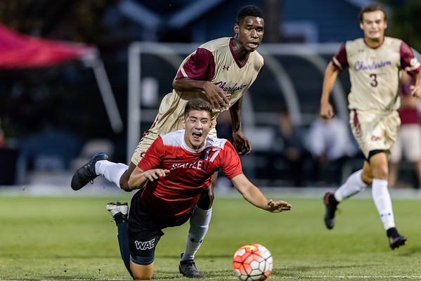 2016 Seattle U Men's Soccer vs College of Charleston