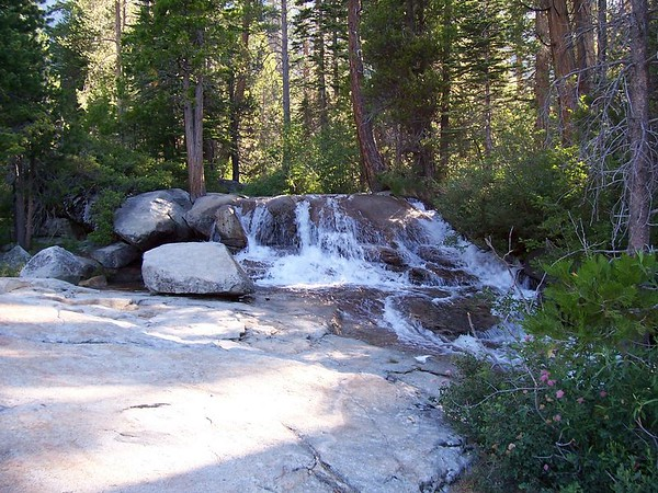 DESOLATION WILDERNESS: JULY 8, 2004
