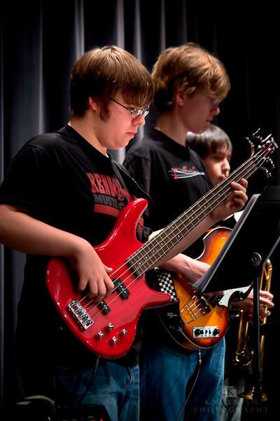 Cluster Jazz Concert - 11 Mar 2010
