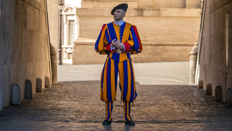 The Pontifical Swiss Guard