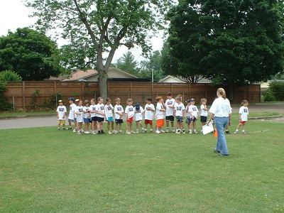 Field Day  May 2003