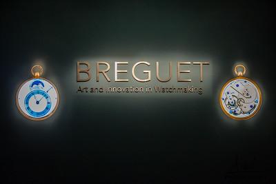 Breguet Exhibition - San Francisco (Jan-2016)