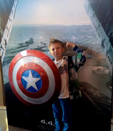 Captain America After Frozen