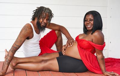 Bra'Shun Maternity Shoot
