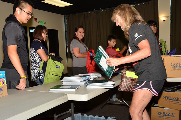 Backpack Giveaway August 1, 2015