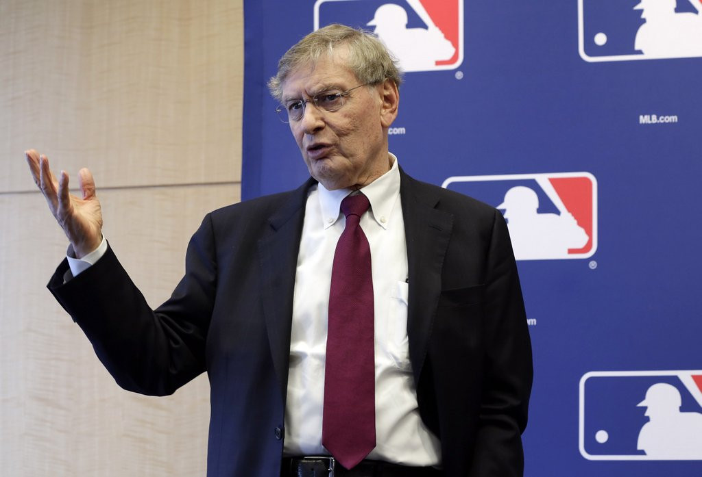 ". <p><b><a href=\'http://www.sportingnews.com/mlb/story/2013-06-04/bud-selig-ryan-braun-alex-rodriguez-steroids-ped-bosch-suspension-biogenesis\' target=""_blank\""> 5. Bud Selig </a></b> <p> Didn�t he clean up America�s Pastime years ago, said absolutely nobody. (unranked) <p> --------------------------------------------    (AP Photo/Richard Drew)"