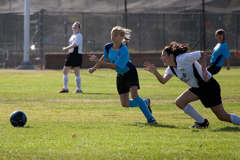 Tournament Week 1: Girl's MYSA U15 – Merced Strikers
