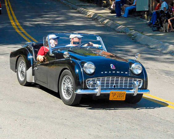 Watkins Glen  -  U. S. Vintage Grand Prix  -  Friday September 5, 2008