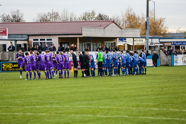 Nuneaton Town 1 - 0 Chester City