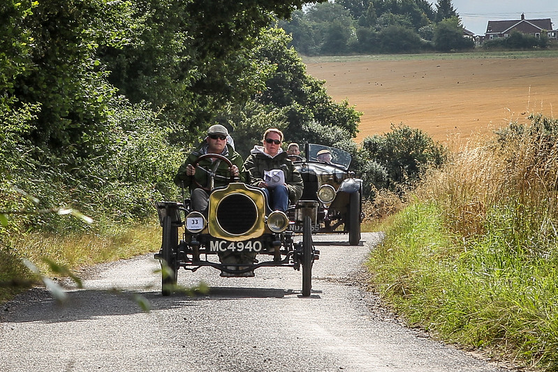 VSCC Tour of Norfolk 2016