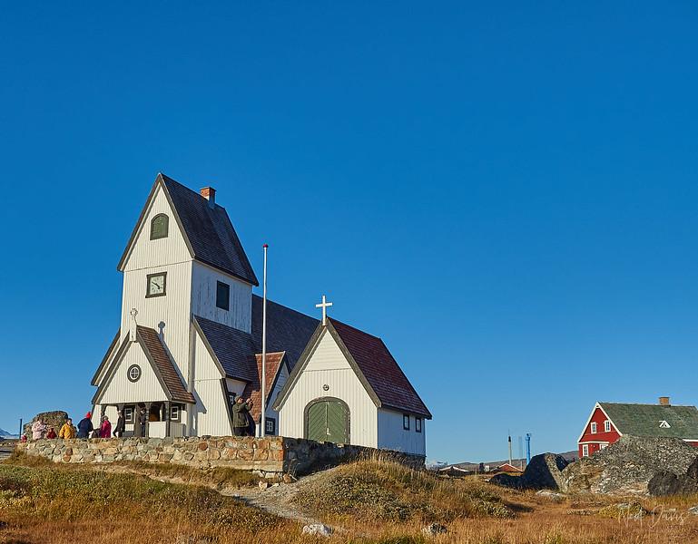 Danish Lutheran Church - 1916