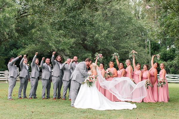 Dylan + Jordan | Wildberry Farm Wedding
