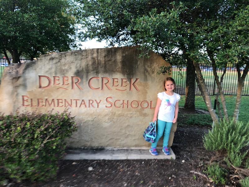 Annika | Kindergarten | Deer Creek Elementary School