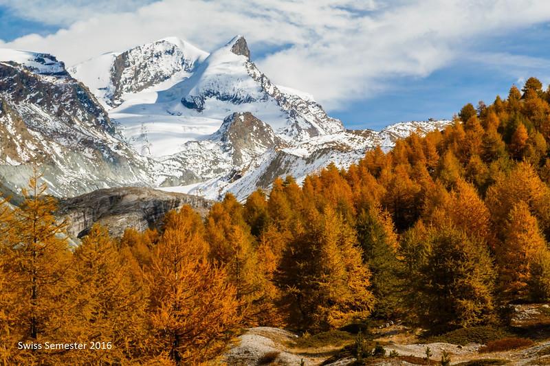 Fall in Zermatt