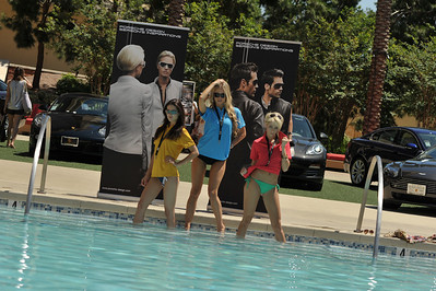 Poolside Exotic Cars Porsche, Aston Martin, Jaguar at Red Rock Casino Las Vegas with Gaudin Motor Company thanks to sponsors Gaudin, Porsche Design, Cars & Coffee and Terrisa & Company Models. Exotic Cars Poolside created and produced by DSM Luxury Events of Las Vegas (http://www.dsmlasvegas.com) Photographs by Mark Bowers, Las Vegas photographer. Contact Mark Bowers Phone (702) 466-2651 Email MarkBowers@cox.net