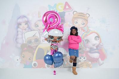 Kenzie 10th Birthday Shoot