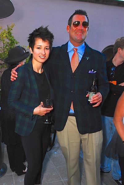 Angela Mammina and Adam Bentley.jpg