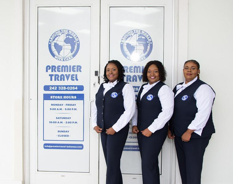 Premiere Travel Branding