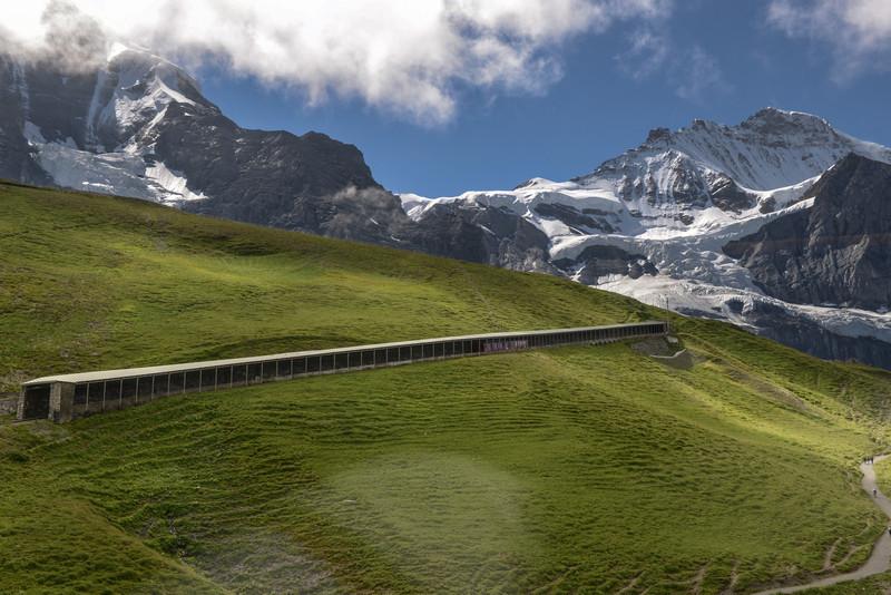 * Jungfraujoch - Top of Europe