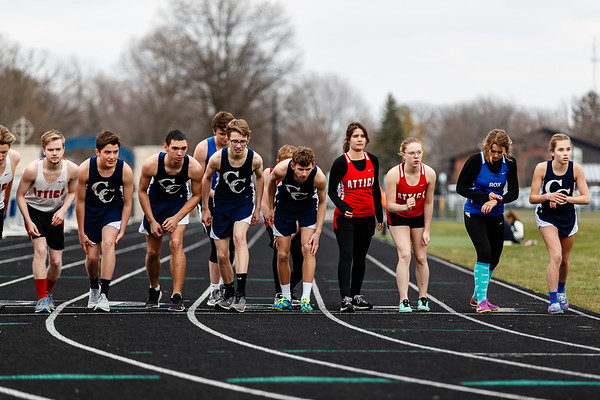 CC Track and Field 2018-4-10