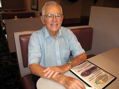 Wayne Bennett in Ida Grove 8/01/07