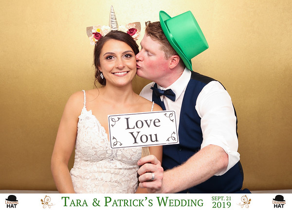 Tara & Patrick's Wedding