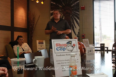 Coffee with the Chief 11-14-2015
