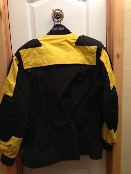 Women's XL Kilimanjaro Hi-Vis Yellow