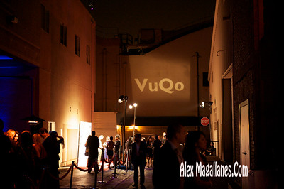 """VUQO"" Launch Party @ CBS STUDIOS , Hollywood."