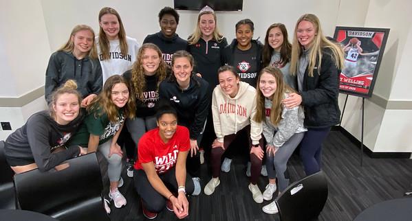 Women's Basketball Senior Day